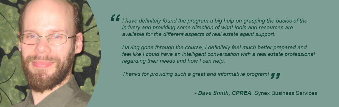 Testimonial from Dave Smith